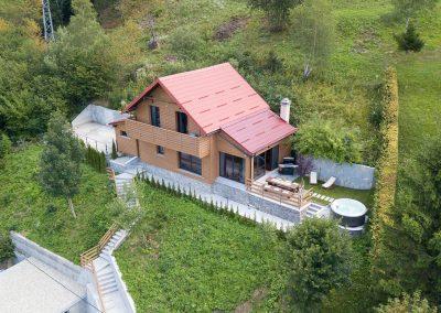 Villa Fužine, Fužine