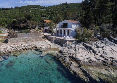 Villa Mendes, Hvar
